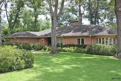 Tyler Single Family Home For Sale: 2759 S Chilton Ave