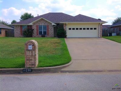 Flint Single Family Home For Sale: 11281 Grand Slam Dr.