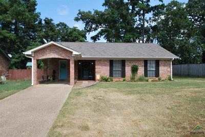 Flint TX Single Family Home For Sale: $128,500