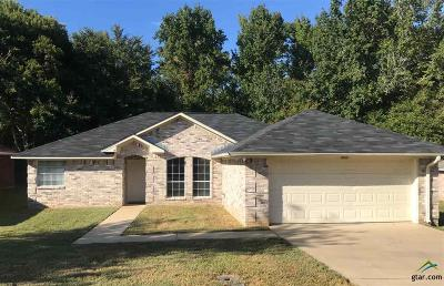 Flint TX Single Family Home Option Pending: $148,500