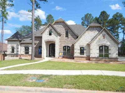 Tyler Single Family Home For Sale: 7620 Timber Trail
