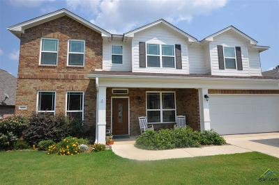 Tyler Single Family Home For Sale: 6656 Lacebark Circle