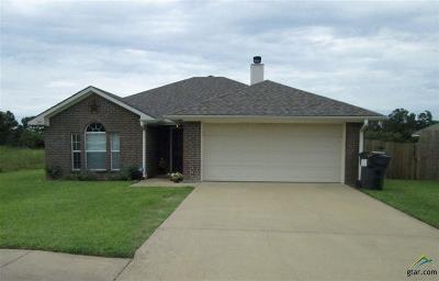 Flint Single Family Home For Sale: 5340 Meadow Ridge