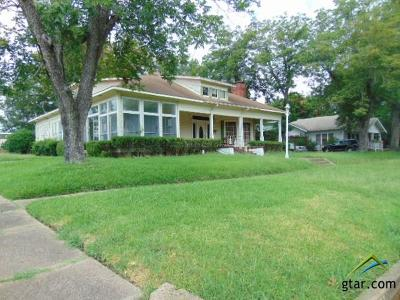 Single Family Home For Sale: 519 Neches