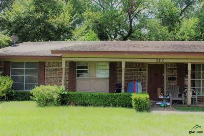 Tyler Single Family Home For Sale: 3101 New Copeland Rd