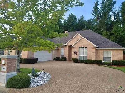 Tyler Single Family Home For Sale: 2118 Kennebunk Ln