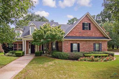 Tyler Single Family Home For Sale: 2018 Pinehurst Street