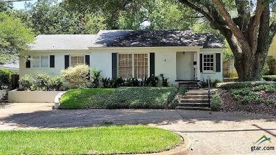 Tyler Single Family Home For Sale: 2738 New Copeland Rd.