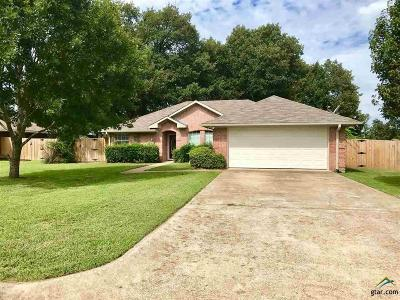 Lindale Single Family Home For Sale: 518 Molly Ln.