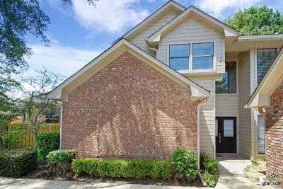 Tyler Single Family Home For Sale: 7102 Holly Square Court