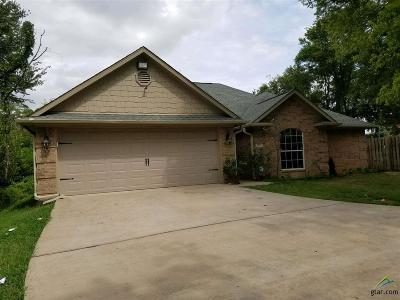 Tyler Single Family Home For Sale: 2207 N Bois D Arc Ave.
