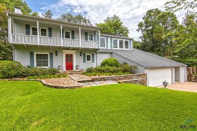 Tyler Single Family Home For Sale: 2318 S Chilton Ave