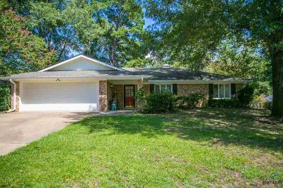 Tyler Single Family Home For Sale: 4802 Prestwick Lane