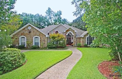 Tyler Single Family Home For Sale: 3305 Cripple Creek Dr.
