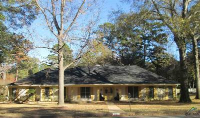 Tyler TX Single Family Home For Sale: $243,000