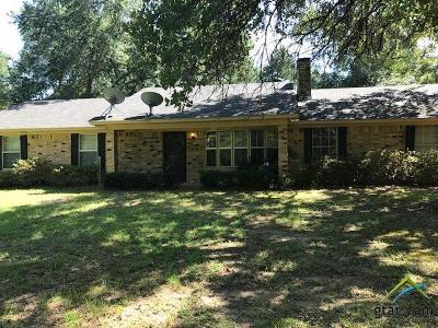 Tyler Single Family Home For Sale: 15079 7 League