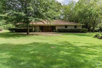 Tyler Single Family Home For Sale: 15279 Seven League Rd