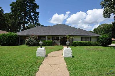 Tyler Single Family Home For Sale: 4427 Dundee