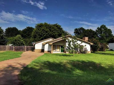 Whitehouse Single Family Home For Sale: 16215 Carole Dr