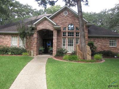 Tyler TX Single Family Home For Sale: $364,000