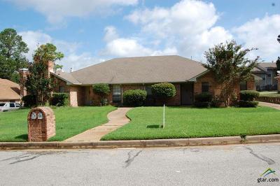 Tyler TX Multi Family Home For Sale: $1,150