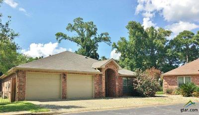 Tyler Single Family Home For Sale: 321 Amberwood
