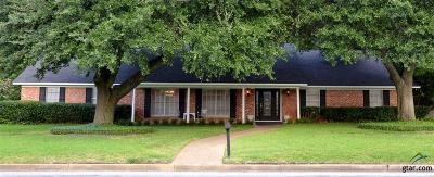 Tyler TX Single Family Home For Sale: $275,000
