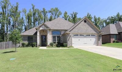 Tyler Single Family Home For Sale: 11876 Vermilion