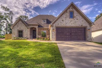 Tyler TX Single Family Home For Sale: $395,000