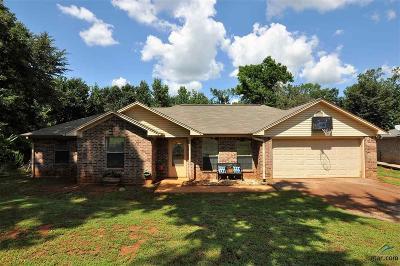 Tyler TX Single Family Home For Sale: $125,000