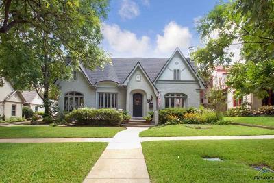 Tyler Single Family Home For Sale: 210 Mockingbird Lane