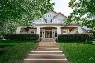 Tyler Single Family Home For Sale: 3114 Dinah Lane