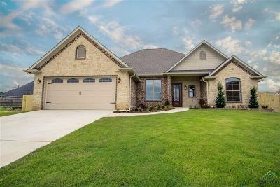 Bullard Single Family Home For Sale: 2006 Sage Cove