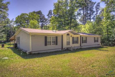 Tyler Single Family Home For Sale: 3481 County Road 328 E (Donaldson Road)