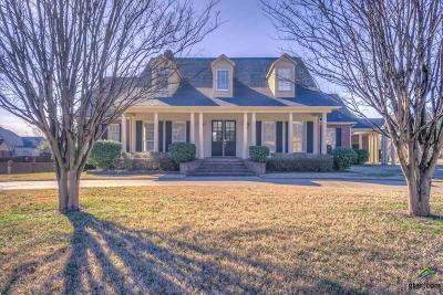 Tyler Single Family Home For Sale: 1581 Holcomb Circle