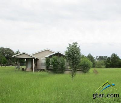Manufactured Home Option Pending: 430 County Road 4216