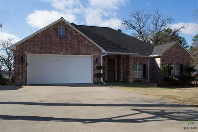 Tyler Single Family Home For Sale: 15990 Eastside Dr.