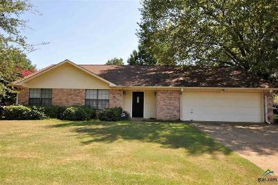 Bullard Single Family Home For Sale: 322 Water St