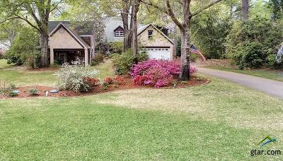 Tyler Single Family Home For Sale: 16294 Pin Oak Ridge