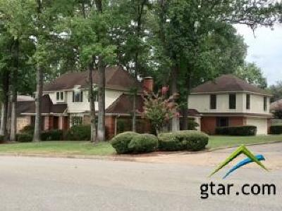 Tyler Single Family Home For Sale: 5920 Foxcroft