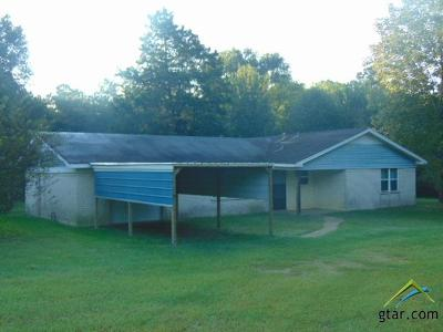 Single Family Home For Sale: 480 C.r. 4312