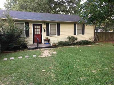 Bullard Single Family Home For Sale: 506 Oak Street