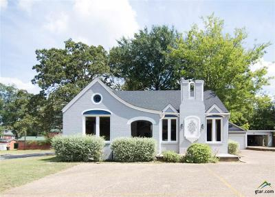 Tyler Single Family Home For Sale: 504 S Bonner