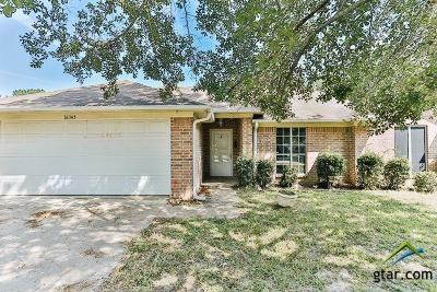 Tyler Single Family Home For Sale: 16345 County Road 164