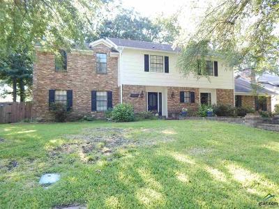 Tyler Single Family Home For Sale: 4009 Post Oak Rd
