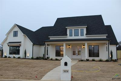 Flint Single Family Home For Sale: 20230 Deer Hollow Drive