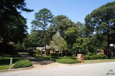 Tyler Single Family Home For Sale: 9335 Chisholm Trl
