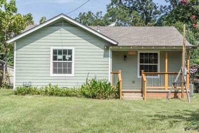 Tyler Single Family Home For Sale: 2525 W Van St