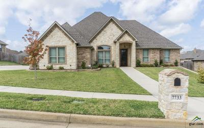 Tyler Single Family Home For Sale: 7733 Cherryhill Dr