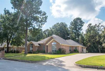 Tyler Single Family Home For Sale: 1961 Frostwood